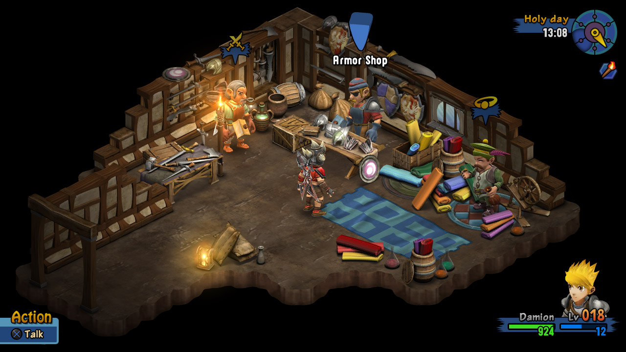 Rainbow Skies Official Website | An indie role-playing